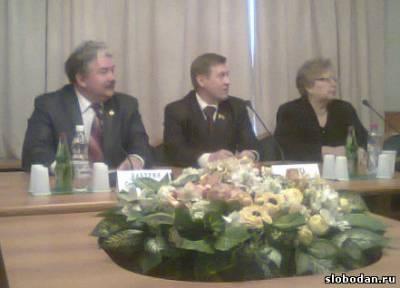 s58286500 Пресс конференция Комитета в защиту Шешеля. Аудиозапись